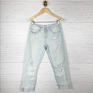 One Teaspoon • Distressed Awesome Baggies Jean